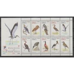 Afrique du Sud - 1997 - No 947/956 - Oiseaux