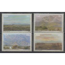 Afrique du Sud - 1978 - No 447/449 - Sites