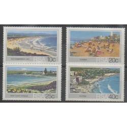 Afrique du Sud - 1983 - No 543/546 - Tourisme