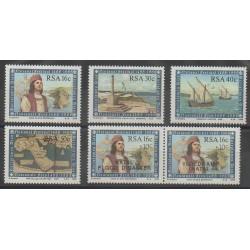 Afrique du Sud - 1988 - No 638/643 - Navigation