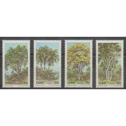 Afrique du Sud - Ciskey - 1984 - No 52/55 - Arbres