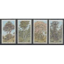 Afrique du Sud - Ciskey - 1983 - No 34/37 - Arbres