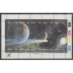 Afrique du Sud - Ciskey - 1986 - No 88/97 - Astronomie
