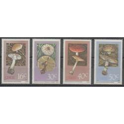 Afrique du Sud - Ciskey - 1988 - No 145/148 - Champignons