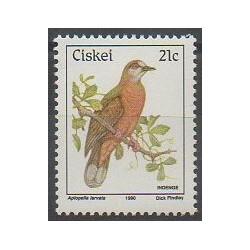 Afrique du Sud - Ciskey - 1990 - No 174 - Oiseaux