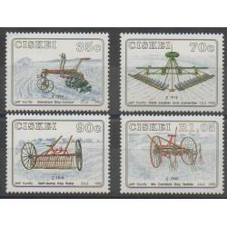 Afrique du Sud - Ciskey - 1992 - No 219/222