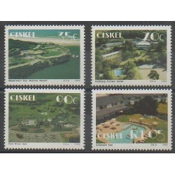 South Africa - Ciskey - 1992 - Nb 223/226 - Tourism