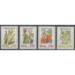 Afrique du Sud - Ciskey - 1993 - No 241/244 - Fleurs