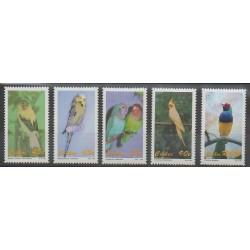 Afrique du Sud - Ciskey - 1993 - No 232/236 - Oiseaux