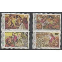 Afrique du Sud - Bophuthatswana - 1984 - No 121/124 - Pâques