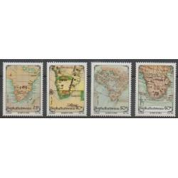 Afrique du Sud - Bophuthatswana - 1991 - No 269/272