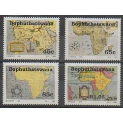 Afrique du Sud - Bophuthatswana - 1993 - No 302/305