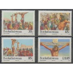 Afrique du Sud - Bophuthatswana - 1994 - No 306/309 - Pâques