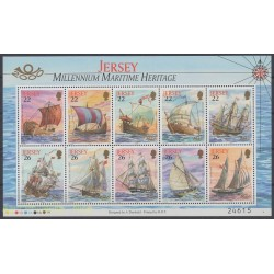 Jersey - 2000 - Nb BF 29 - Boats