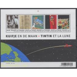 Belgique - 2004 - No BF 99 - Hergé