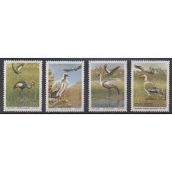 Afrique du Sud - Transkei - 1991 - No 271/274 - Oiseaux
