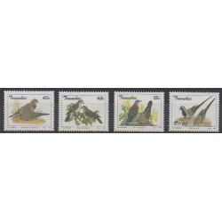 Afrique du Sud - Transkei - 1993 - No 311/314 - Oiseaux