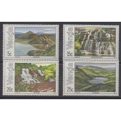 Afrique du Sud - Venda - 1981 - No 42/45 - Sites