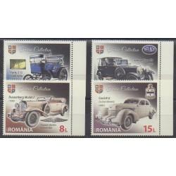 Romania - 2017 - Nb 6189/6192 - Cars