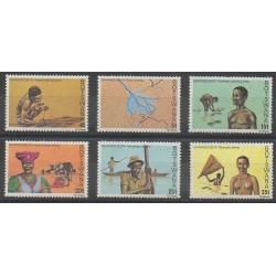 Botswana - 1978 - No 367/372