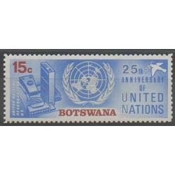 Botswana - 1970 - No 218