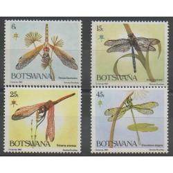 Botswana - 1983 - No 485/488 - Insectes