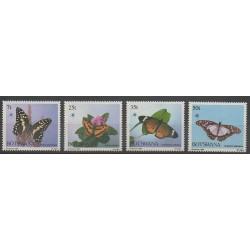 Botswana - 1984 - No 503/506 - Insectes