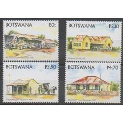 Botswana - 2005 - Nb 937/940