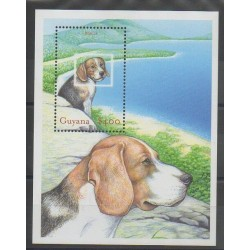 Guyana - 2001 - Nb BF416 - Dogs
