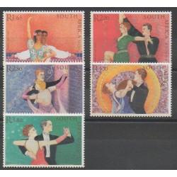 Afrique du Sud - 2003 - No 1250/1254