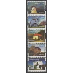 Afrique du Sud - 2007 - No 1422/1426 - Monuments