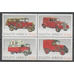 South Africa - 1999 - Nb 1048/1051 - Postal Service