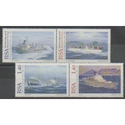 Afrique du Sud - 1996 - No 913/916 - Navigation