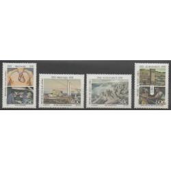 Afrique du Sud - 1991 - No 735/738
