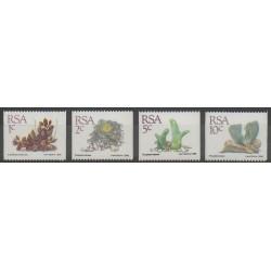 South Africa - 1988 - Nb 675/678 - Flora