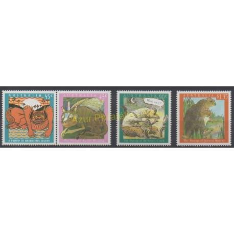 Australie - 1994 - No 1375/1378