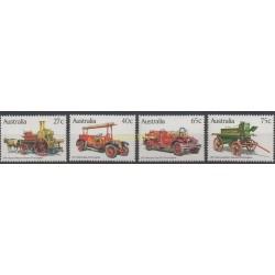 Australia - 1983 - Nb 806/809 - Firemen