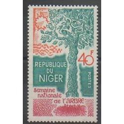 Niger - 1975 - Nb 332 - Trees