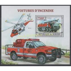 Burundi - 2013 - No BF 372 - Pompiers