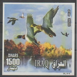 Iraq - 2007 - Nb BF104 - Birds