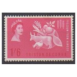 Tristan da Cunha - 1964 - No 68