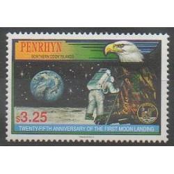 Penrhyn - 1994 - No 412 - Espace