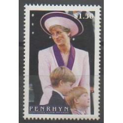 Penrhyn - 1998 - No 435 - Royauté - Principauté