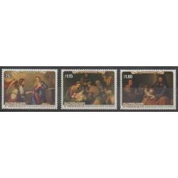 Penrhyn - 1985 - No 317/319 - Noël