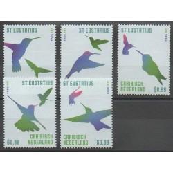 Pays-Bas caribéens - Saint-Eustache - 2015 - No 3/7 - Oiseaux