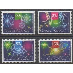 Pays-Bas caribéens - 2011 - No 13/16 - Noël