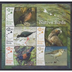 New Zealand - 2017 - Nb BF349 - Birds