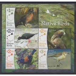 Nouvelle-Zélande - 2017 - No BF349 - Oiseaux