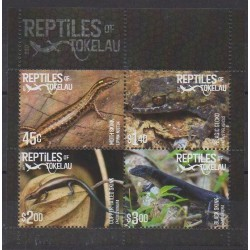 Tokelau - 2017 - No BF69 - Reptiles
