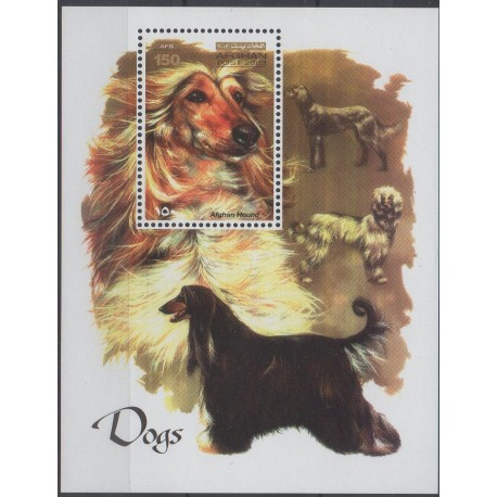 Afghanistan - 2003 - No BF 83 - Chiens